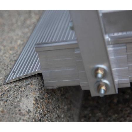 EZ-ACCESS EZ-ACCESS Passerelle de 3 pieds Surface solide Rampe