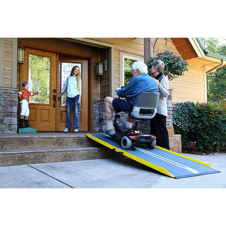 EZ-ACCESS EZ-ACCESS 35-In Suitcase Singlefold GF Ramp