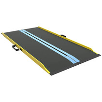 Valise à rebord simple GF 67 po rampe