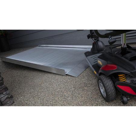 EZ-ACCESS EZ-ACCESS Gateway 7-ft Solid Surface Ramp