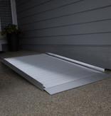 EZ-ACCESS EZ-ACCESS Passerelle de 7 pieds Surface solide Rampe