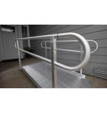 EZ-ACCESS EZ-ACCESS Gateway 4-ft Ramp with Handrails