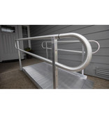 EZ-ACCESS EZ-ACCESS Gateway 7-ft Ramp with Handrails