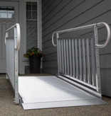 EZ-ACCESS EZ-ACCESS Gateway 8-ft Ramp with Handrails