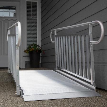 EZ-ACCESS EZ-ACCESS Gateway 9-ft Ramp with Handrails
