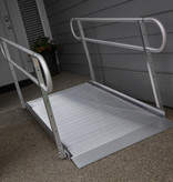 EZ-ACCESS EZ-ACCESS Gateway 10-ft Ramp with Handrails