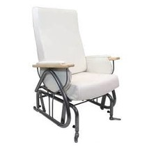 FAUTEUIL THERA-GLIDE BERCANT AUTO-BLOQUANT 17""
