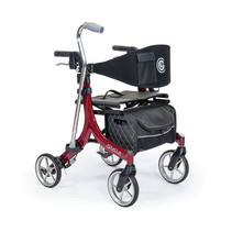 "DEAMBULATEUR STELLA 23"" ROUGE"