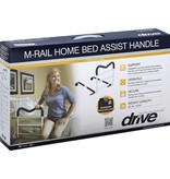 DRIVE MEDICAL BARRE D'APPUI AU LIT M-RAIL DRIVE