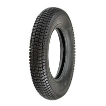 PRIDE TIRE,PNEUMATIC,BLACK,3.00-8 X 13.5'',E-1203-047