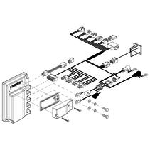 PRIDE ELECTRONIC,ASSY,CONTROLLER,S-DRIVE MK II,200 AMP,8 MPH,SC714