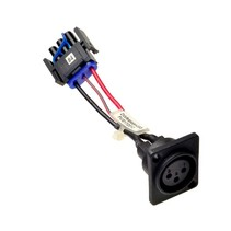 PRIDE XLR CHARGING PORT FOR PRIDE VICTORY 9, VICTORY 9.2, VICTORY 10, VICTORY 10.2, & VICTORY 10 LX WITH CTS SUSPENSION (S710LX)