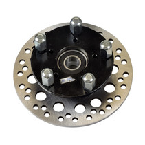PRIDE HUB & DISC ASSEMBLY FOR THE PURSUIT XL (SC714)