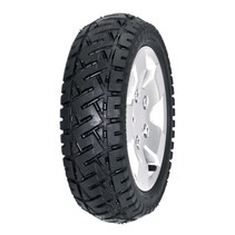 """PRIDE 13""""X4"""" (13X4.00-8) PNEUMATIC FRONT WHEEL WITH BRAKE DISC ASSEMBLY FOR THE PURSUIT XL (TYPE 2)"""