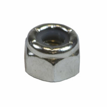"PRIDE 1/4""-20 ZINC-PLATED LOCK NUT"