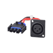 PRIDE XLR CHARGING PORT FOR THE MOBILITY MAXIMA (SC900/SC940)