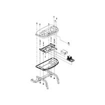 PRIDE ELECTRONIC,ASSY,MODULE,REAR,SC900/940