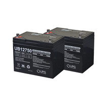 PRIDE 24 VOLT GROUP 24 (75 AH) BATTERY PACK FOR THE JAZZY 1450 & QUANTUM Q1450