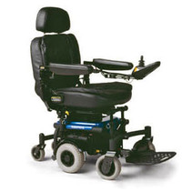 SHOPRIDER 888WNLS PIROUETTE POWER CHAIR