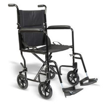 SHOPRIDER ETC8 TRANSPORT CHAIR