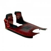 PRIDE FRONT BODY SHROUD ASSEMBLY FOR THE MAXIMA (SC900/SC940)