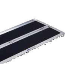 SHOPRIDER WR02-T6 6FT ALUMINUM FOLDING RAMP