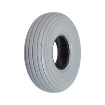 FRONT TIRE GREY FOR MOBILITY SCOOTER 3.00-4 (10'' X 3'')