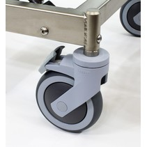 RAZ CASTERS LOCKED SCALED CHAIR ACCESSORIES