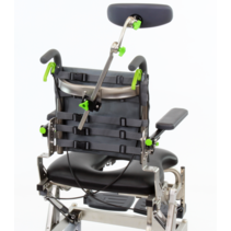 RAZ PIVOTING OFFSET HEADREST MOUNT CHAIR ACCESSORIES