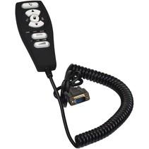 HAND CONTROL,ASSY,HEAT/MASSAGE,W/LEDS,(RFL: FIN HC 2802HL-FR3)