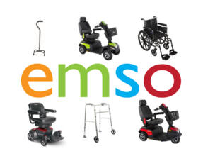 MOBILITY SCOOTERS - EMSO