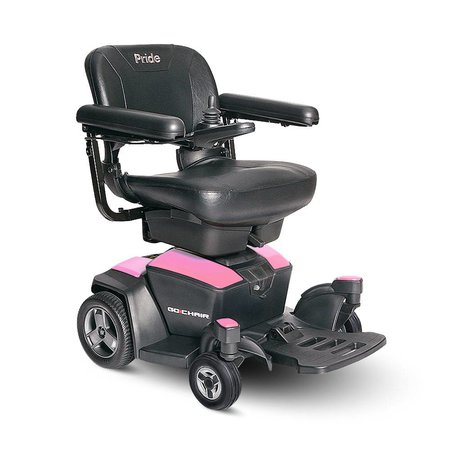PRIDE MOBILITY FAUTEUIL MOTORISE DEMONTABLE PRIDE GO-CHAIR