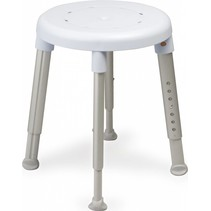 EDGE SHOWER STOOL, GREY