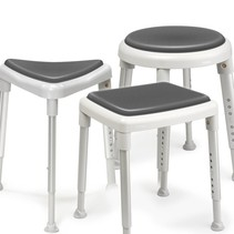 EDGE SHOWER STOOL  SEAT PAD