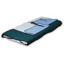 TWIN SHEET TOP WITH ABSORBING PAD 150X85CM 59.1X33.5IN