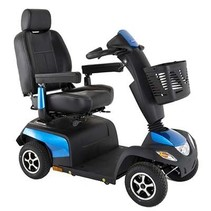 4 WHEEL SCOOTER INVACARE PEGASUS METRO 12 KM/H