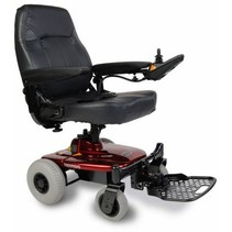 FAUTEUIL MOTORISE PORTATIF DEMONTABLE SHOPRIDER AXIS UL8