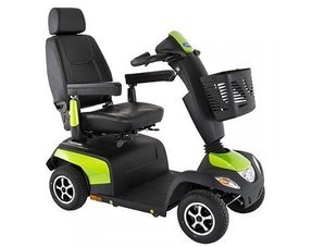 4-WHEEL MIDSIZE SCOOTERS