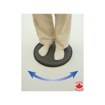STAND ON SOFT SWIVEL DISC