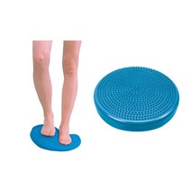 CANDO INFLATABLE SITTING/STANDING DISC, BLUE