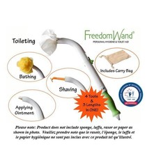 FREEDOM WAND – Personal Hygiene & Toilet Aid