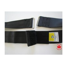 2 PC. HOOK&LOOP SEAT BELT - 48 in (122 cm)