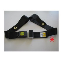 2 PC. AUTO BUCKLE SEAT BELT, 48 in 122 cm)