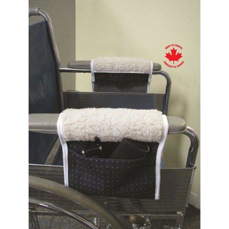 PARSONS ADL PARSONS FLEECE ARMRESTS with pouch