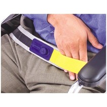 EARLY WARNING SEAT BELT ALARM