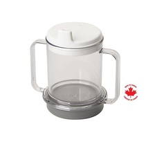 PARSONS WEIGHTED MUG W/LID