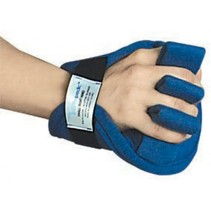 VENTOPEDIC PREMIUM PALM PROTECTOR with Finger Spacers - Left Hand – Extra-Small
