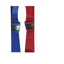 PARSONS BIOSAFE PLUS TRANSFER BELTS - 60 in (152 cm)RED