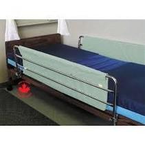 BED RAIL BUMPER PADS, 36 in (91 cm) - pair