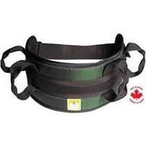 PADDED TRANSFER BELT, Auto-Buckle - Small